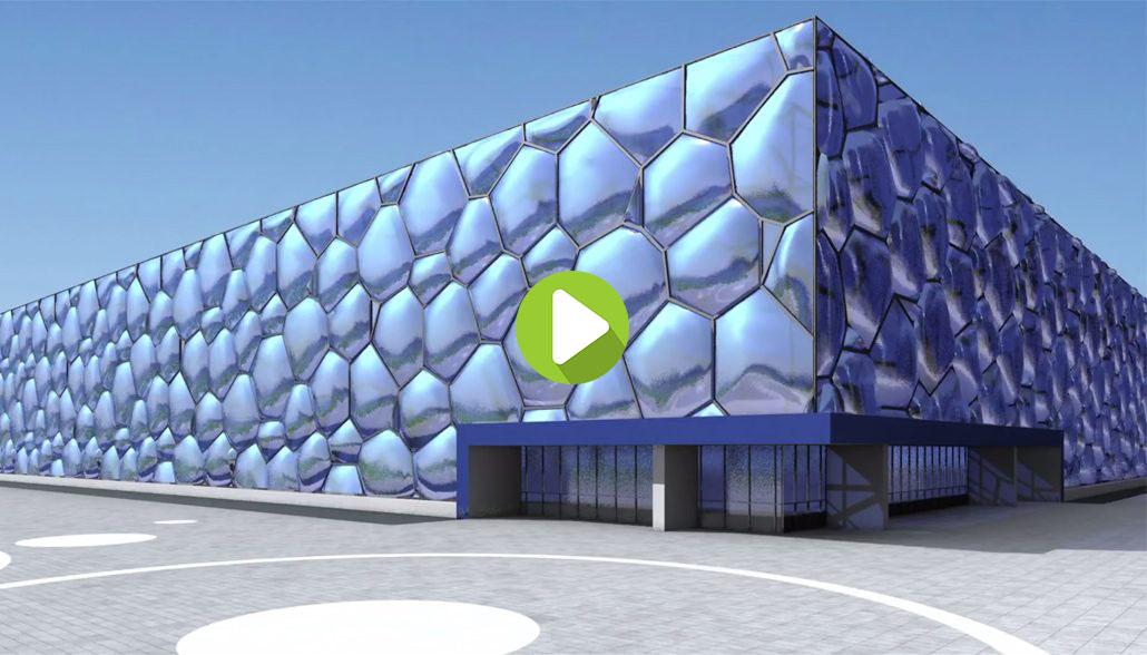 Classiques de l'Architecture reconstruits dans ARCHICAD