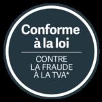 Logiciel Sage 50cloud Ciel : conforme à la loi Anti-Fraude à la TVA.